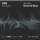 Royalty free fm8 presets  bass and leads  fx   plucks  drum   bass pads  dnb arps and wav loops