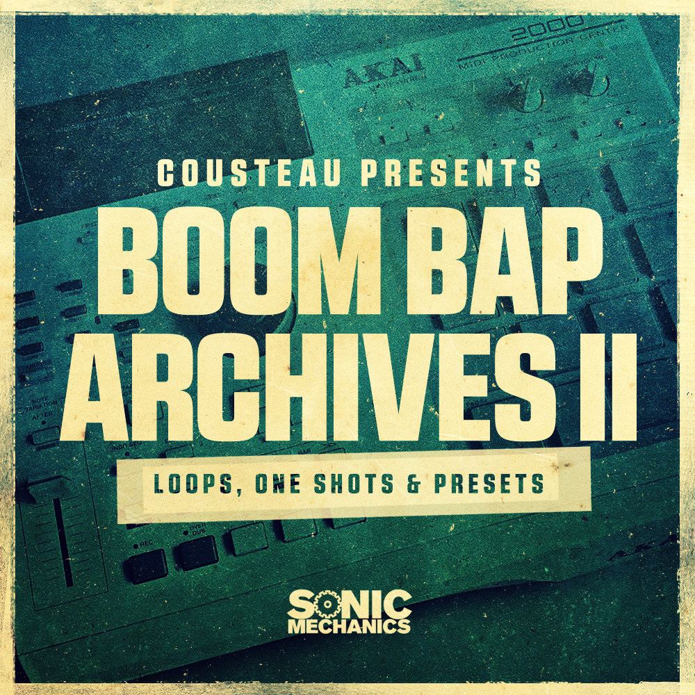 Boom Bap Archives 2