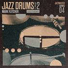 Royalty free drum samples  jazz drum loops  jazz session players  live jazz breaks and grooves  mark fletcher drums