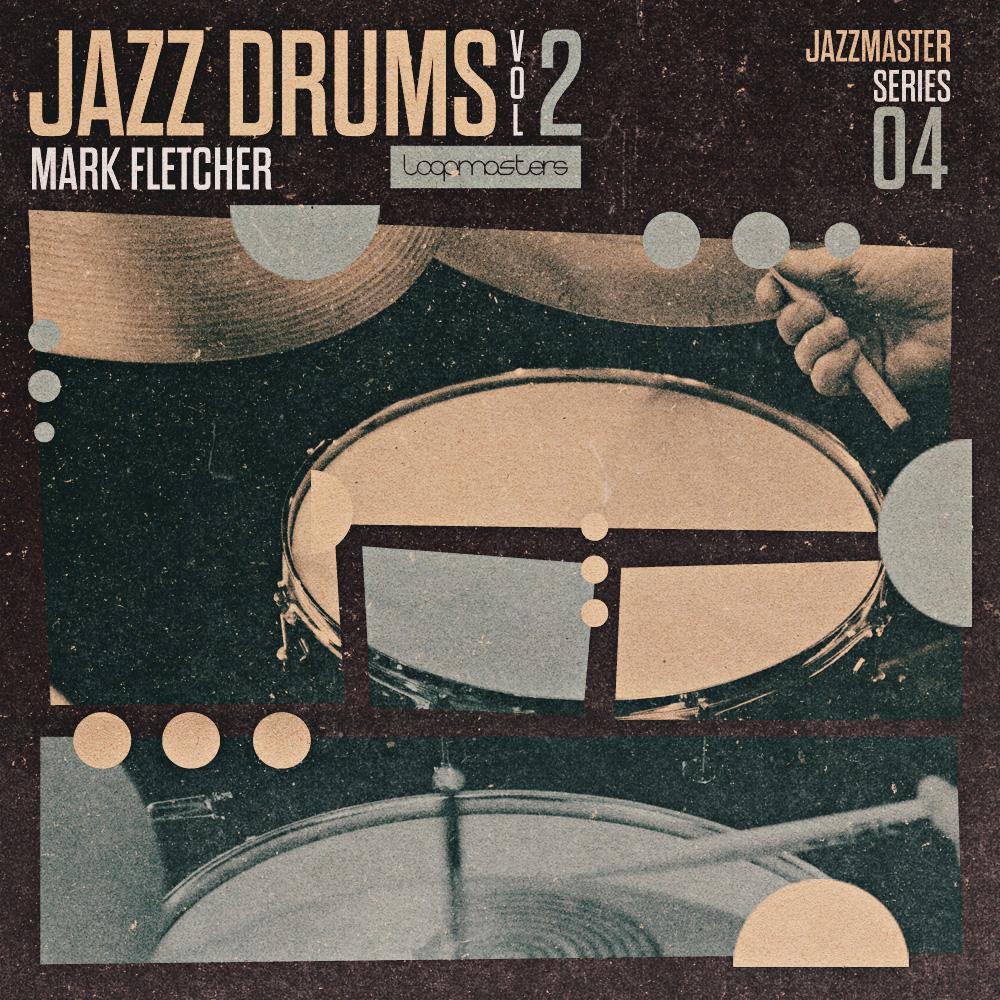 Jazz Drums Vol2 - Mark Fletcher