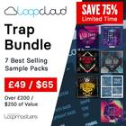 1000x1000 loopcloud trap bundle banners