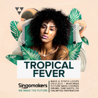 Singomakers tropical fever bass synth loops ukulele marimba future bass chords drums one shots fx unlimited inspiration 1000 1000