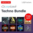 Loopmasters 1000x1000 loopcloud bundle techno