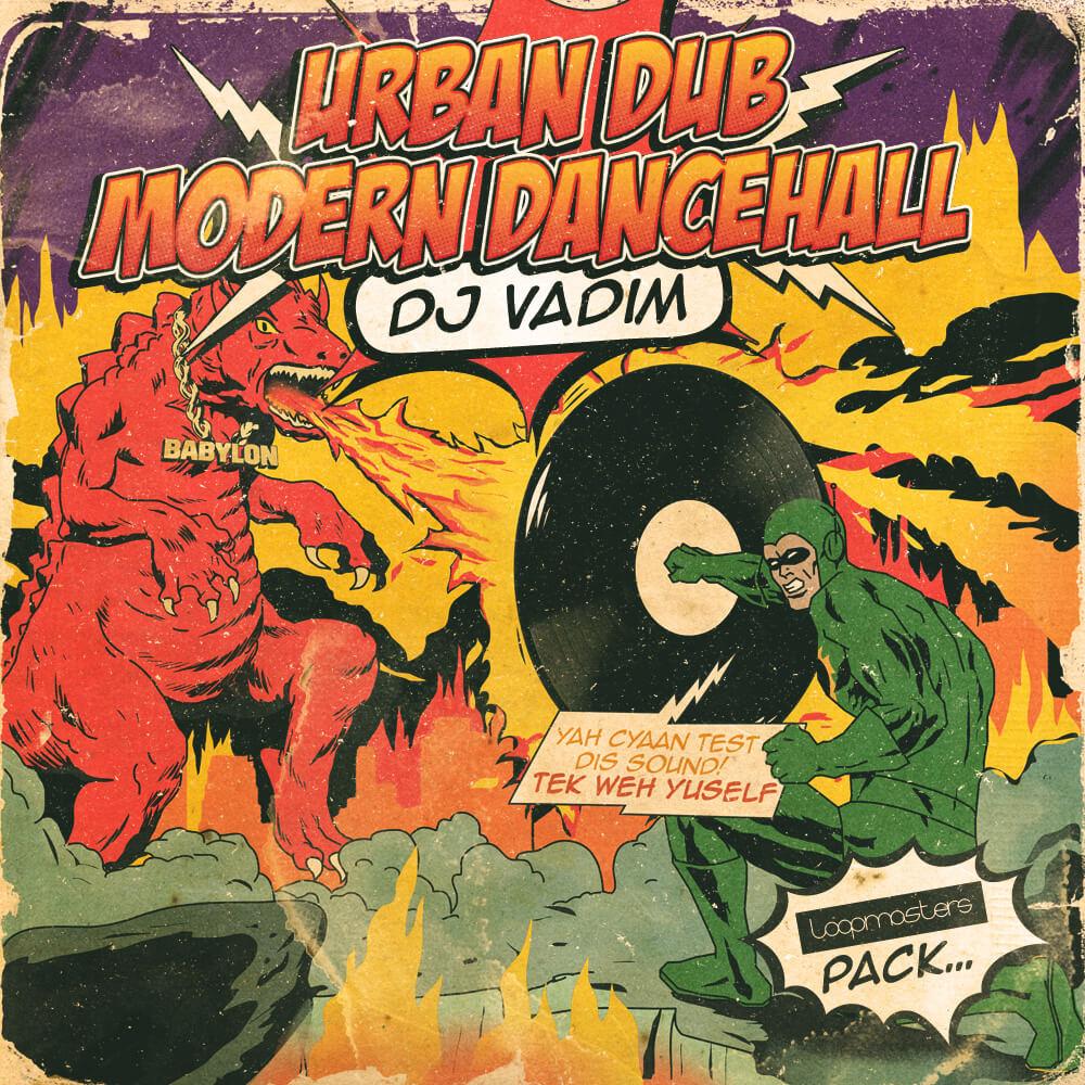 Vadim - Urban Dub & Modern Dancehall