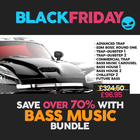 Dabro music black friday 2018 bass music bundle 1000 1000 v2