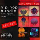 Origin sound hip hop bundle 1000
