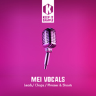 Keep it sample   mei vocals artwork 1000x1000