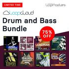 Loopmasters 1000 loopcloud bundle drum and bass