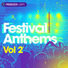 Festival anthems 2 1000 producer loops edm loops