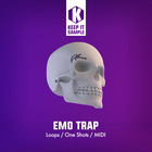 Keep it sample   emo trap artwork 1000x1000