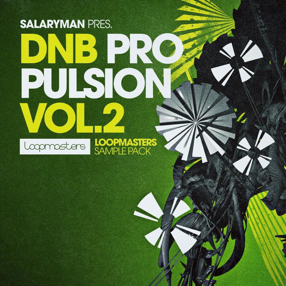 Drum & Bass Propulsion 2