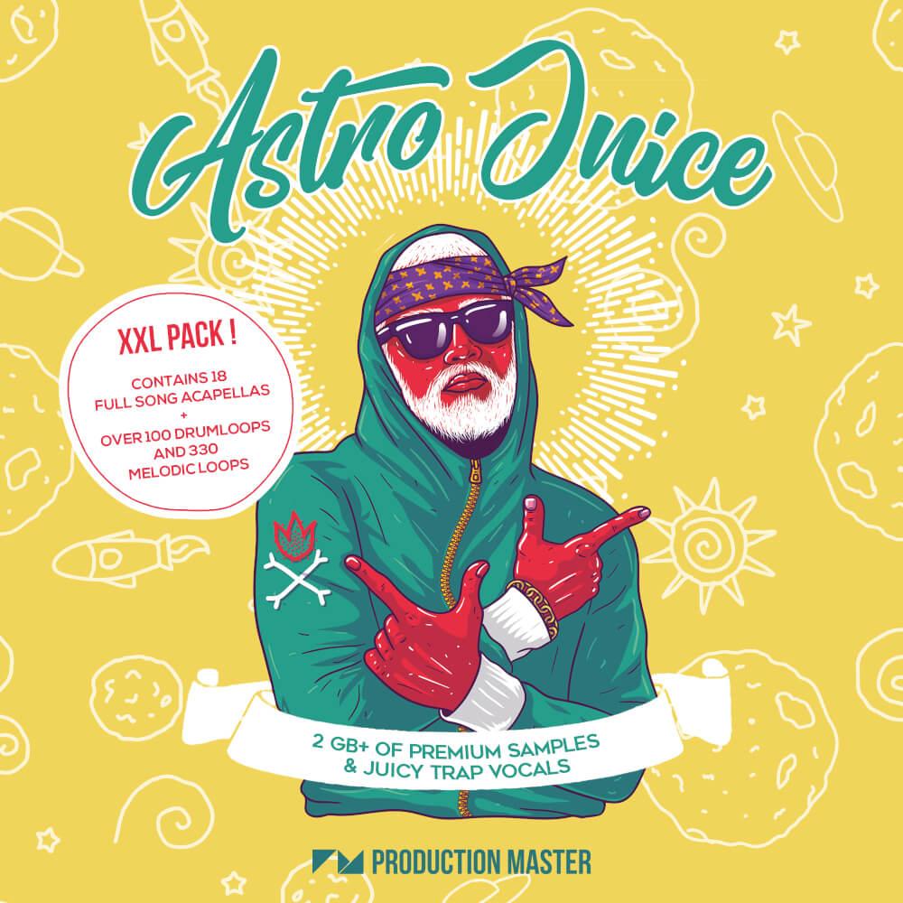 Astro Juice - Juicy Trap & Vocals