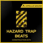 Hazard trap beats 1000 compressed