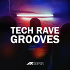Tech rave grooves techno sounds 1000x1000 web