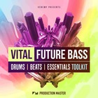 Vital future bass toolkit 1000 production master future bass loops