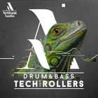 Royalty free drum and bass samples  dnb bass loops and pad sounds  d b tech drum   synth loops  arps and fx