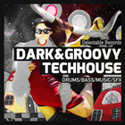 Dark and groovy techhouse samples 1000 web