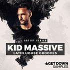 Getdown artistseries kid massive sounds latin grooves house samples 1000 web