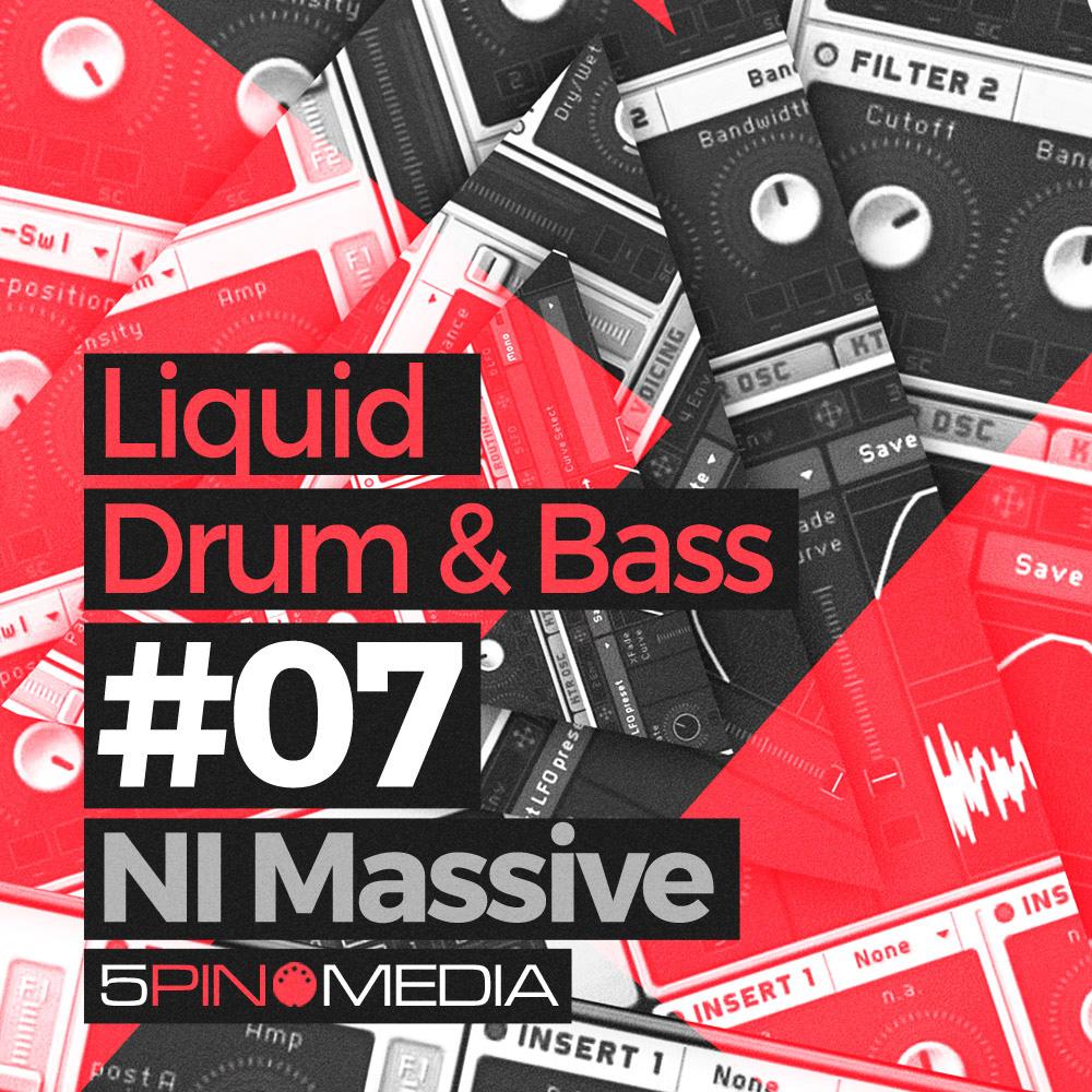 Liquid Drum & Bass NI Massive