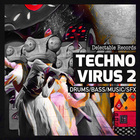 Techno virus2 royalty free samples techno sounds 1000 web