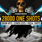 Hy2rogen 28000oneshots drumhits vocalshots synthcuts 1000x1000 web