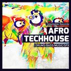 Afro techhouse samples loops 1000 web