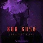 808 kush dank vibes production master trap loops 1000