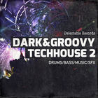 Dark groovy techhouse 2 1000 samples loops web