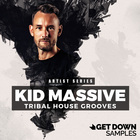 Getdown artistseries km tribal house grooves samples loops lm 1000 web