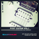 Dabromusic post guitar vol1 samples loops royalty free 1000x1000 web