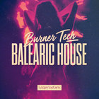 Royalty free balearic house samples  grooving tops   percussion  house drum loops  electric bass and flutes  house bass loops