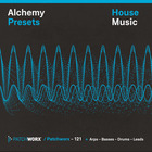 Alchemy presets  midi files  bass and lead presets  logic x soft synth  house music presets