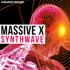 2 massive x synthwave soundset presets midi audio loops massive x native instruments syntwave retro retrowave dark wave 1000 web