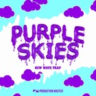 Production master purple skies trap loops 1000