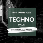 Unitysamples vol15 techno loops loopcloud ready 1000
