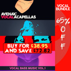 Vocal bundle 2019 cyber sale 3 1000 web