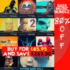 Bass music bundle 2019 cyber sale 3 1000 web