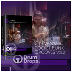 Cjevanspocket funk grooves 2 drum loops 1000 web