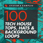 100 techhouse tops hats background loops 1000 web