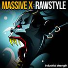 2 massive x rawstyle presets audio kick drums loops one shots leads screeches melodies 1000 x 1000 web