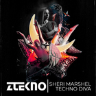 Ztekno sheri marshel techno diva underground techno royalty free sounds ztekno samples royalty free 1000x1000 web