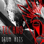 Techno drum hits 100web