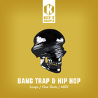 Keep it sample   bang trap   hip hop artwork 1000x1000 web