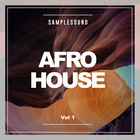 Afro house vol 1 artwork