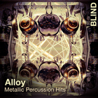 Alloy metal percussion samples 1000 web