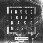 Royalty free bass music samples  industrial synth and bass loops  industrial techno drum loops