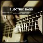 Electric bass 2 cover