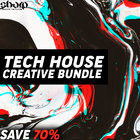 Tech house creative bundle 1000 web