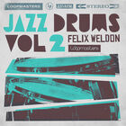 Royalty free jazz samples  swung rhythms  brushed snare   cymbals  jazz drum breaks  full brushed drum loops  jazz top and cymbal loops at loopmasters.com