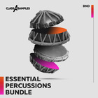 Class a samples essential percussions bundle 1000 1000 web